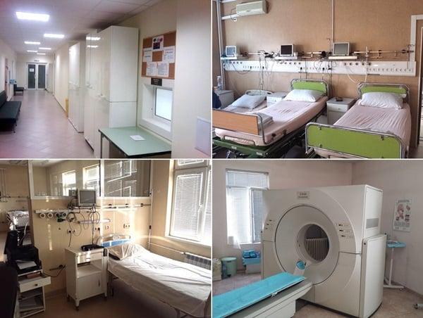Втора многопрофилна болница за активно лечение